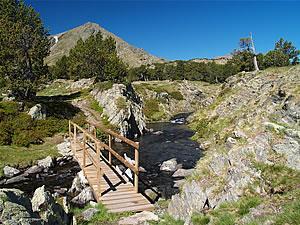 Au coeur du Parc Régional des Pyrénées Catalanes
